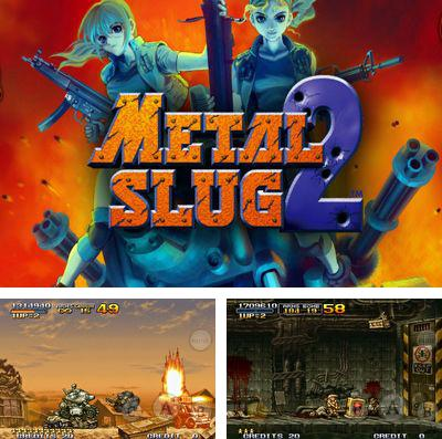 In addition to the game Hugo Troll Race for iPhone, iPad or iPod, you can also download METAL SLUG 2 for free.