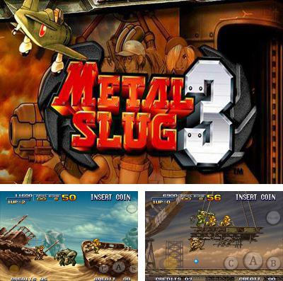 In addition to the game Football manager handheld 2015 for iPhone, iPad or iPod, you can also download METAL SLUG 3 for free.