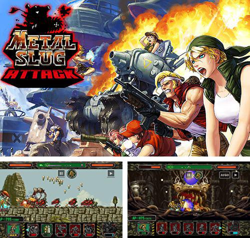 Скачать Metal slug attack на iPhone бесплатно