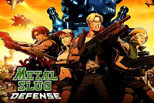 Metal slug: Defense