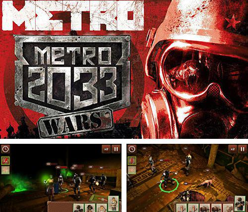 Download Metro 2033: Wars iPhone free game.