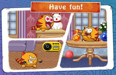 Screenshots of the Mew Sim game for iPhone, iPad or iPod.