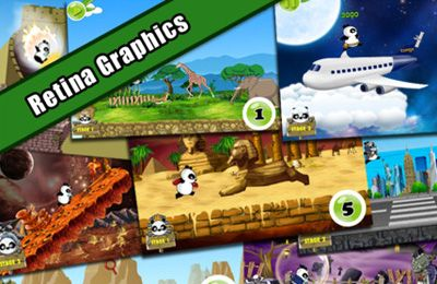 Download MeWantBamboo - Become The Master Panda iPhone free game.