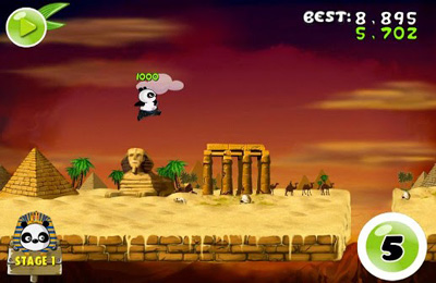 Скачать игру MeWantBamboo - Become The Master Panda для iPad.