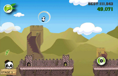 Игра MeWantBamboo - Become The Master Panda для iPhone
