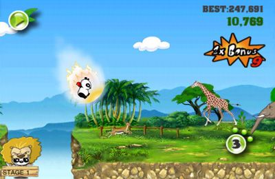 Capturas de pantalla del juego MeWantBamboo - Become The Master Panda para iPhone, iPad o iPod.