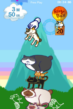 Free MewMew Tower 2 download for iPhone, iPad and iPod.