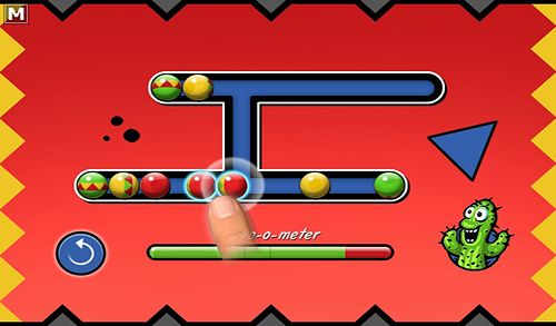 Игра Mexiball для iPhone