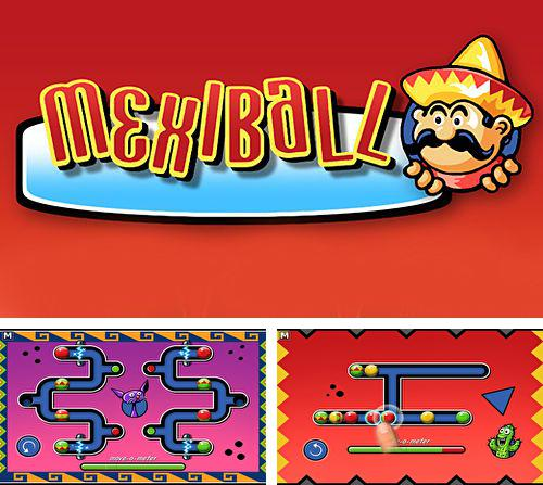 Download Mexiball iPhone free game.