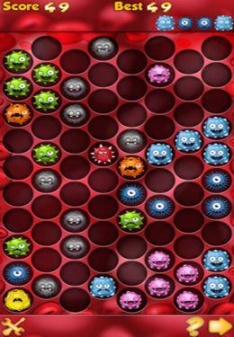 Download MicroCells iPhone free game.