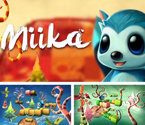 In addition to the game Card wars: Adventure time for iPhone, iPad or iPod, you can also download Miika for free.