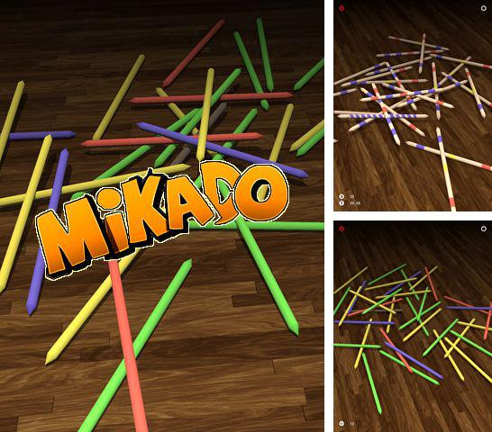 In addition to the game Charge The Zombie for iPhone, iPad or iPod, you can also download Mikado for free.