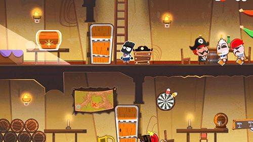 Screenshots of the Mika's treasure 2 game for iPhone, iPad or iPod.