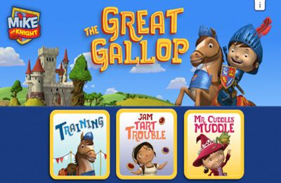 Mike the Knight: The Great Gallop