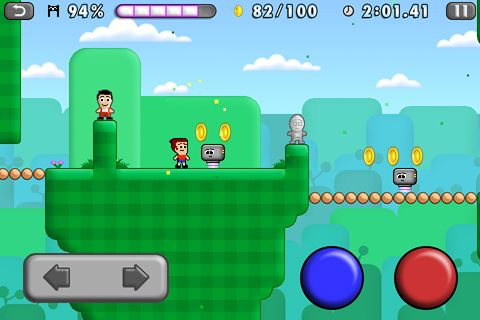 Descarga gratuita de Mikey Shorts para iPhone, iPad y iPod.