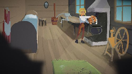 Screenshots of the Milkmaid of the Milky Way game for iPhone, iPad or iPod.