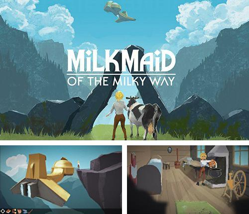 In addition to the game World 2: Empire in the storm for iPhone, iPad or iPod, you can also download Milkmaid of the Milky Way for free.