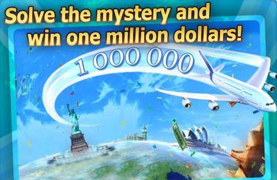 Скриншот игры Million Dollar Quest: hidden object adventure на Айфон.