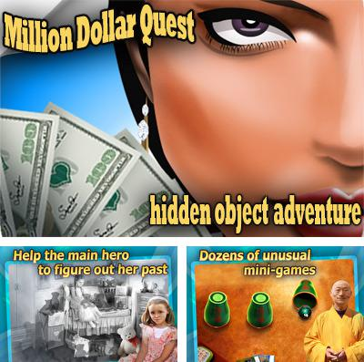 In addition to the game Stormbound: Kingdom wars for iPhone, iPad or iPod, you can also download Million Dollar Quest: hidden object adventure for free.