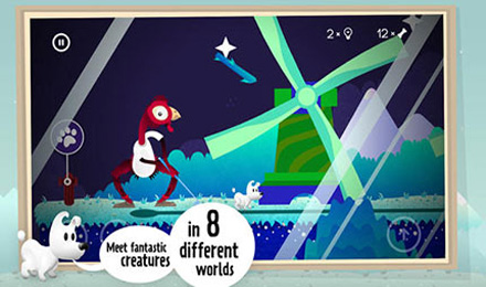 Screenshots of the Mimpi game for iPhone, iPad or iPod.