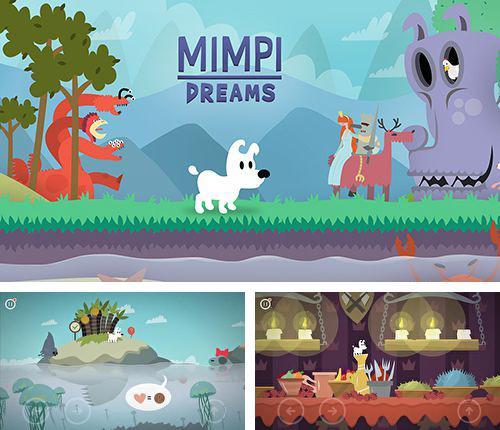 In addition to the game Nozoku rush for iPhone, iPad or iPod, you can also download Mimpi dreams for free.