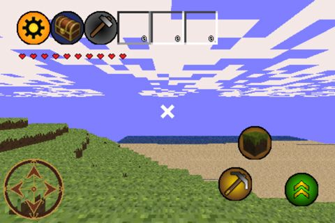 Free Minebuilder download for iPhone, iPad and iPod.