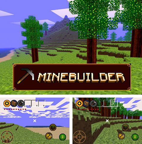 In addition to the game Math Blaster: HyperBlast 2 for iPhone, iPad or iPod, you can also download Minebuilder for free.