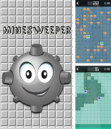 In addition to the game Tarzan Unleashed for iPhone, iPad or iPod, you can also download Minesweeper for free.