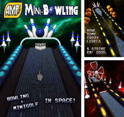 In addition to the game Tennis world tour: Road to finals for iPhone, iPad or iPod, you can also download AMP MiniBowling for free.