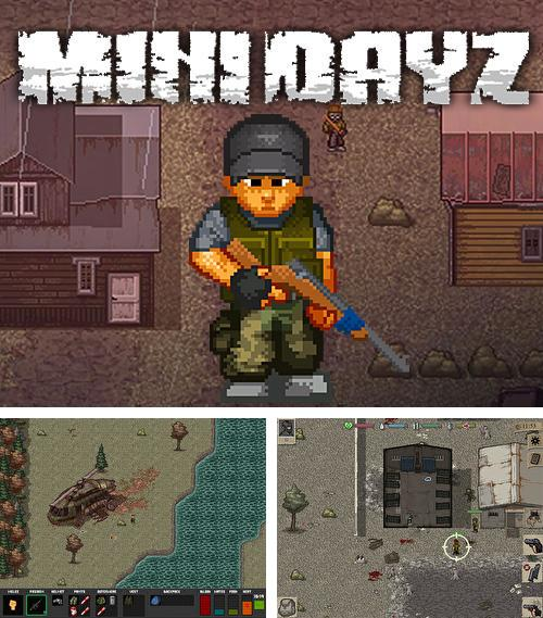 In addition to the game Globlins for iPhone, iPad or iPod, you can also download Mini day Z for free.