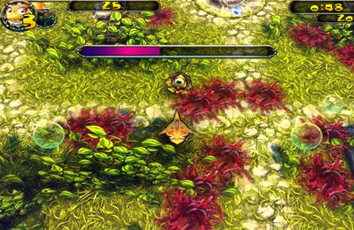 Capturas de pantalla del juego Mini Dragon para iPhone, iPad o iPod.
