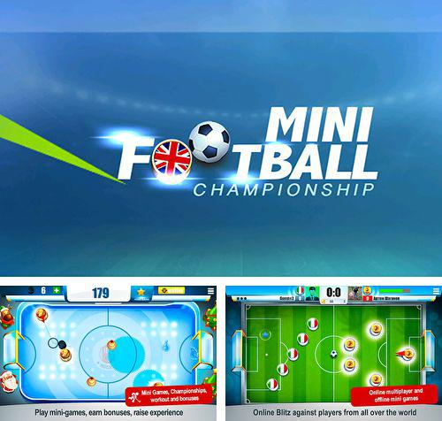 In addition to the game Lost journey for iPhone, iPad or iPod, you can also download Mini football: Championship for free.