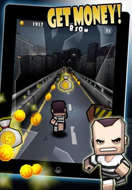 Descarga gratuita del juego Mini fugitivo para iPhone.