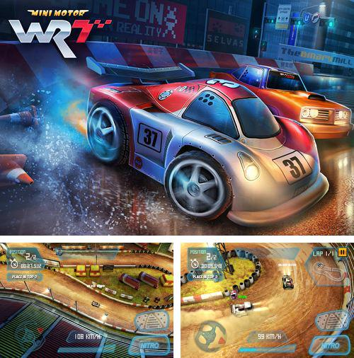 In addition to the game Lazy Raiders for iPhone, iPad or iPod, you can also download Mini motor WRT for free.