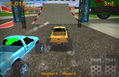 Download Mini Racers iPhone free game.