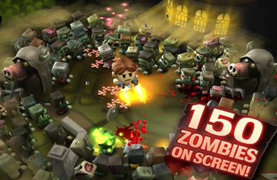 Free Minigore 2: Zombies download for iPhone, iPad and iPod.