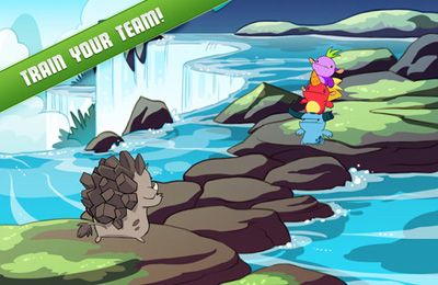 Free MinoMonsters download for iPhone, iPad and iPod.