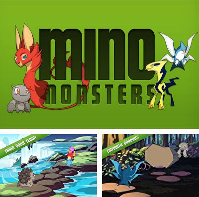 Download MinoMonsters iPhone free game.