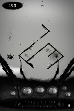 Screenshots of the Miseria game for iPhone, iPad or iPod.