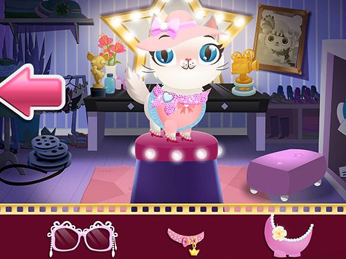 Kostenloser Download von Miss Hollywood: Lights, camera, fashion! für iPhone, iPad und iPod.