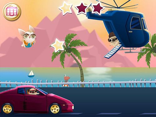 Screenshots vom Spiel Miss Hollywood: Lights, camera, fashion! für iPhone, iPad oder iPod.