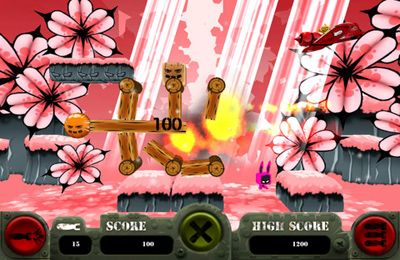 Free Missile Monkey download for iPhone, iPad and iPod.