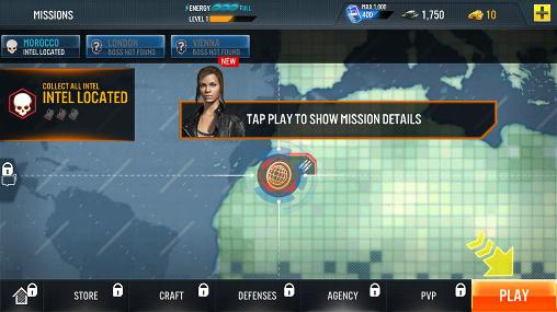 Download Mission impossible: Rogue nation iPhone free game.