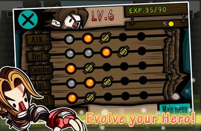 Baixe Mission Sword gratuitamente para iPhone, iPad e iPod.