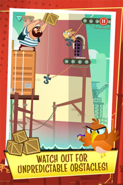 Screenshots of the Mittens game for iPhone, iPad or iPod.