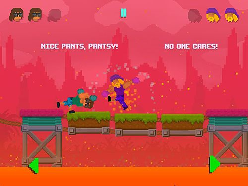 Capturas de pantalla del juego Mixed macho arts para iPhone, iPad o iPod.