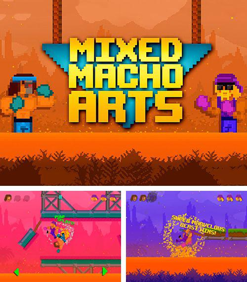 In addition to the game Lost Souls: Enchanted Paintings for iPhone, iPad or iPod, you can also download Mixed macho arts for free.