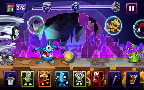 Free Mixels rush download for iPhone, iPad and iPod.
