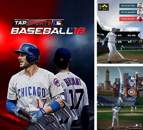 In addition to the game Where's My Summer? for iPhone, iPad or iPod, you can also download MLB Tap sports: Baseball 2018 for free.