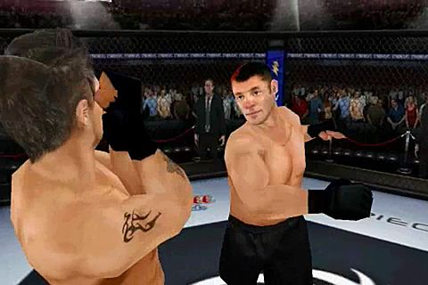 Kostenloses iPhone-Game MMA: Mix Martial Arts herunterladen.